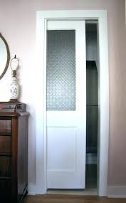 frosted glass interior bathroom doors