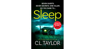 sleep by c l taylor