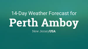 New Jersey, USA 14 day weather forecast