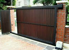 25 simple gate design for small house