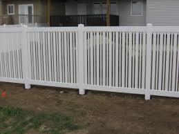 Semi Privacy Strictly Fences