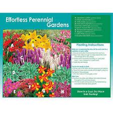 effortless perennial garden kit