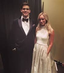 Wives and Girlfriends of NHL players Adam Lowry & Kathleen Ard   Wife and  girlfriend, Nhl players, Hockey dad