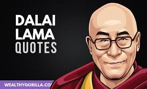 inspirational dalai lama quotes for enlightenment wealthy gorilla