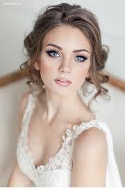 blue eyes light ten wedding makeup