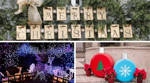 76 Of The Best Outdoor Christmas Decoration Ideas
