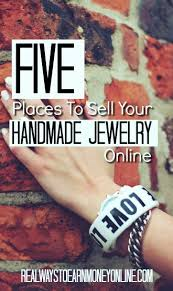 places to sell handmade jewelry