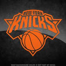 New York Knicks Nba Decals For Sale Ebay