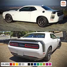 Amazon Com Gold Fish Decals Decal Sticker Vinyl Body Racing Stripe Kit Compatible With Dodge Challenger R T Sxt Srt 8 Automotive