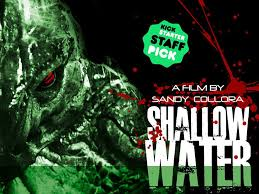 """Sandy Collora Challenges Hollywood """"Recycle Machine"""" - """"Shallow Water""""  Introduces New Cinema Creature thru Environmental Storyline and World Class  Practical Effects"""