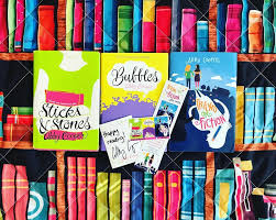 Abby Cooper - If you're adding one or more of my books to the shelves of a  young reader in your life this holiday season, let me know! I'd be happy to