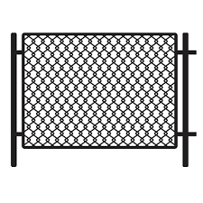 Wire Mesh Fence Vector Image Of A Part Of A Steel Metal Cage Security Symbol Background Stock Photo Stock Illustration Download Image Now Istock
