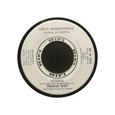 Priscilla Scott / Roxy Robinson With The Russian Cats - Jezebel / Silence  (1976, Vinyl) | Discogs