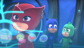 PJ Masks - Plugged In