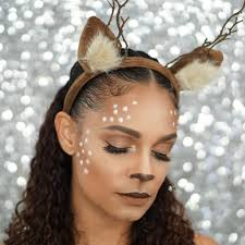the deer makeup look you need to try
