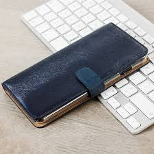 hansmare calf iphone 7 plus wallet case