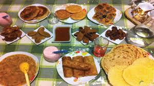 صور اكل رمضان و أجمل موائد طعام و خلفيات