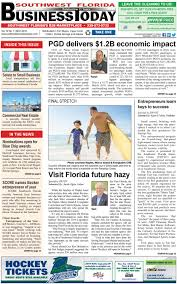 May 2019 Southwest Florida Business Today by Southwest Florida Business  Today - issuu