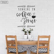 stizzy wall decal cafe shop kitchen vinyl wall sticker quotes