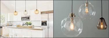 10 classy clear glass pendant lights