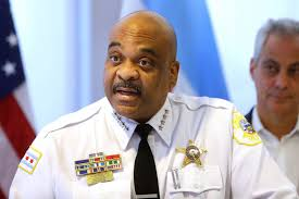 Chicago police Superintendent Eddie Johnson expected to retire