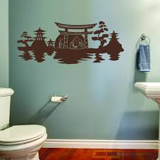 Shop Style And Apply Buddha Panorama Vinyl Wall Decal And Sticker Mural Art Home Decor On Sale Overstock 11976380
