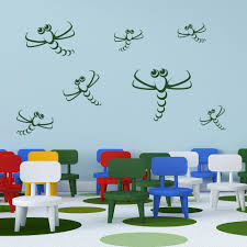 Dragonfly Ii Decal Wall Decal Set Style And Apply