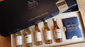 limited edition luxury whisky gift set