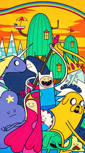 adventure time wallpapers for iphone 7