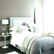 white bedroom ideas gray walls grey