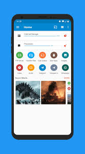 File Manager Android TV Cast Root Cloud Explorer for Android ...