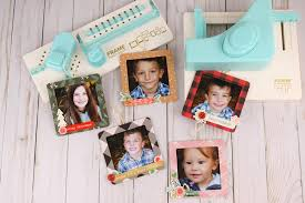 photo frame christmas ornaments we r