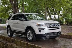 2019 ford explorer review ratings