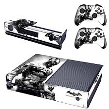 Xbox One Skin Batman All Over Decal Best Of Superhero Products Become A Superhero