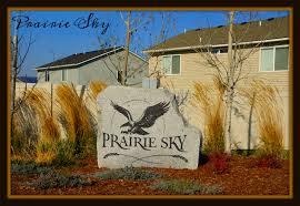 prairie sky subdivision homes