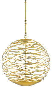 company chaumont orb chandelier