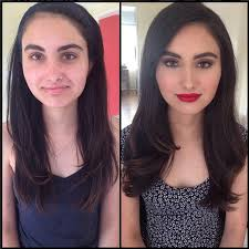 models without makeup 14 before and