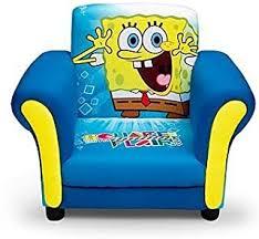Amazon Com Spongebob Squarepants Kids Furniture Decor Storage Toys Games
