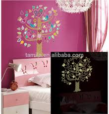 Luminous Stickers For Kids Room Glow In Dark Sticker Fluorescent Wall Sticker View Fluorescent Night Glowing Sticker Abq Product Details From Yiwu Tamila Home Decorative Material Factory On Alibaba Com