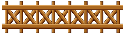 Transparent Wooden Garden Fence Png Clipart Gallery Yopriceville High Quality Images And Transparent Png Free Clipart