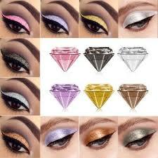 glitter eye shadow powder palette matte