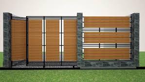Trend Simple Minimalist House Fence Design 2020 Ideas