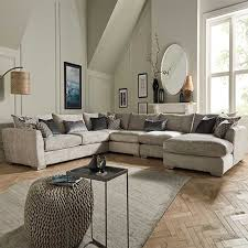 melbourne large corner sofa with chaise