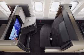ana new first and business cl seats