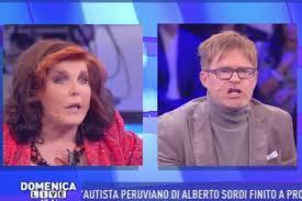 Urla e insulti, lite in diretta tv tra la contessa De Blanck e il  giornalista Facci