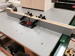 Make Your Own Router Fence Askwoodman S Design