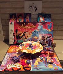 disney aladdin the magic carpet board