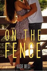 Amazon Com On The Fence 9780062235671 West Kasie Books