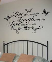Live Laugh Love Wall Art Decal Wall Decal Wall Art Decal