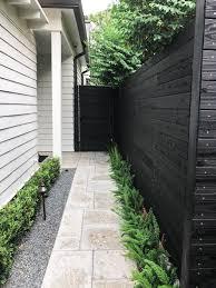 Shou Sugi Ban Fencing And Japanese Ko Ushi Privacy Screens Nakamoto Forestry Backyard Fences Fence Design Good Neighbor Fence